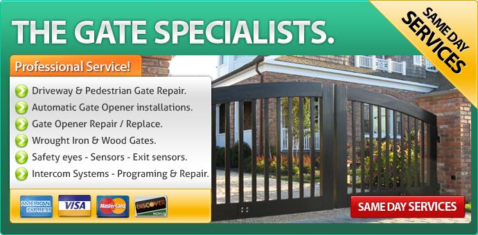 Gate Repair Calabasas CA